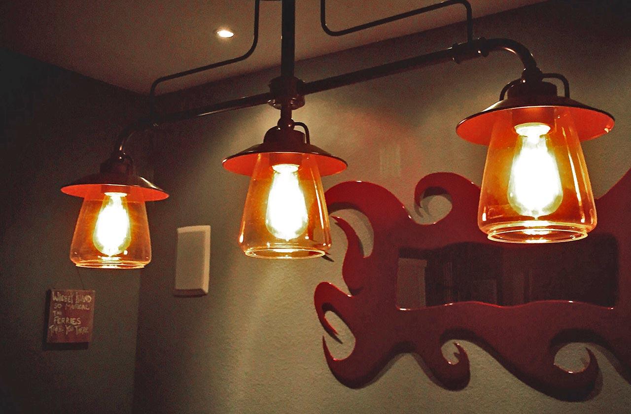 remodel, custom lighting