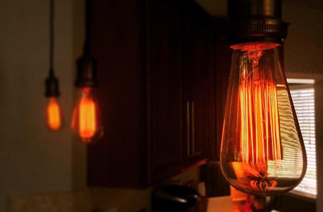 custom lighting remodel